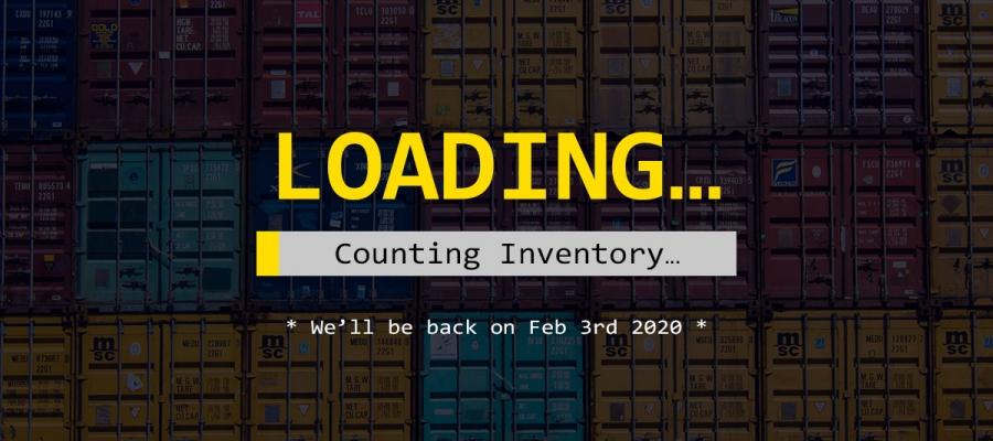 Stock Count Closure 2020