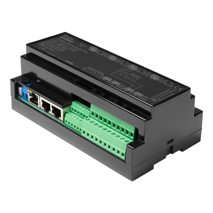 ARU208 Multi-channel digital relay unit - 8 relays