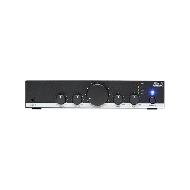 COM104 Public Address Amplifier 40W 100V