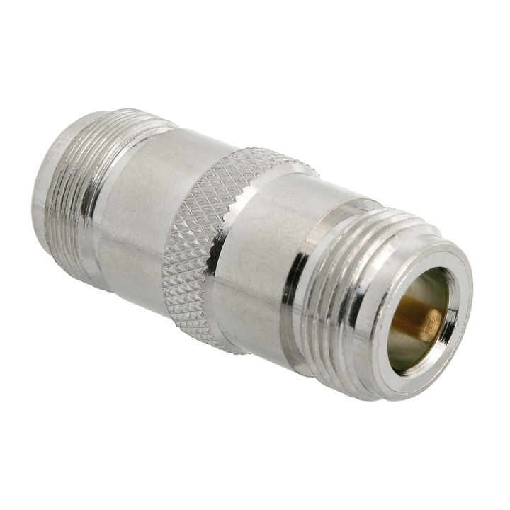 N-Female to N-Female Adapter