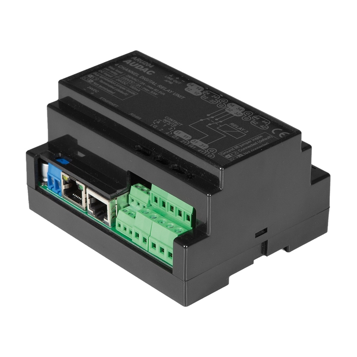ARU204 Multi-channel digital relay unit - 4 relays