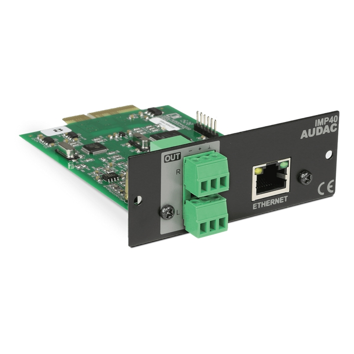 IMP40 SourceCon™ internet audio player module