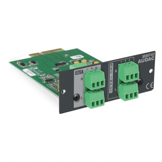 MMP40 SourceCon™ media player & recorder module