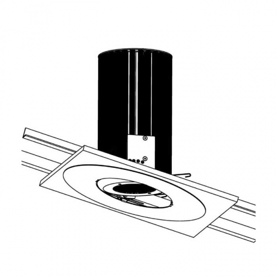 Inspire™ Blind Sloped Ceiling Kit - 0 TO 15 Degree Angle
