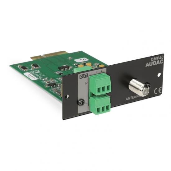 DMP40 SourceCon™ DAB/DAB+ & FM tuner module