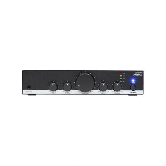 COM108 Public Address Amplifier 80W 100V