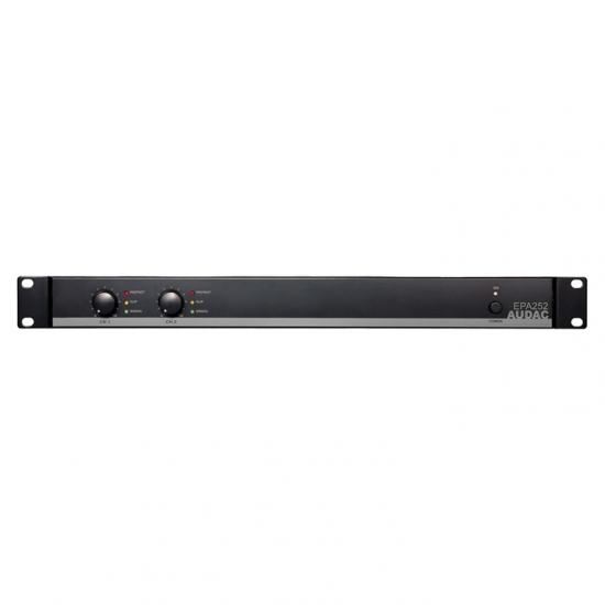 EPA252 Dual-channel Class-D amplifier 2 x 250W