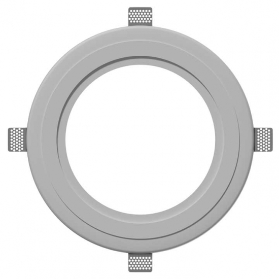 GFC06 Gypsum flush mount installation ring for CELO6