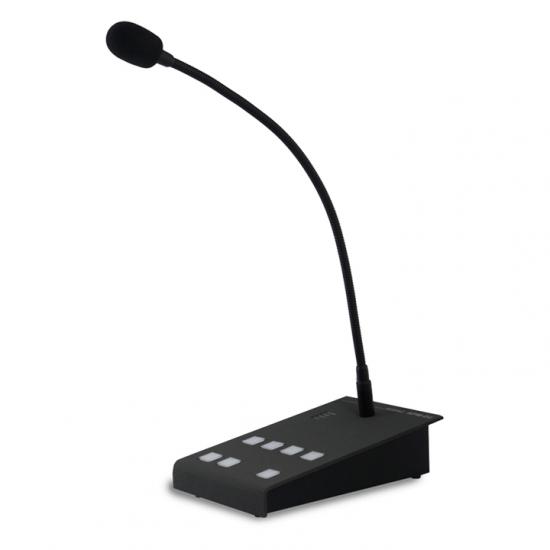 APM104 Digital paging microphone 4 zones