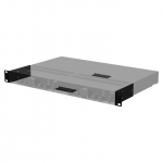 MBS310 Rack mounting set for half rackspace 1u enclosures