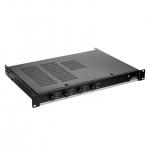 EPA254 Quad-channel Class-D amplifier 4 x 250W - crossover