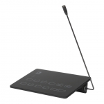 MPX88 SurfaceTouch™ paging microphone 8 zones