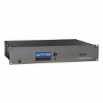 """HARVEY 19"""" DSP Controlled Audio Matrix with mixing, 2RU"""