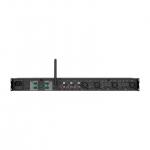 PRE126 Two zone - 6 Channel stereo preamplifier