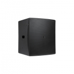 "BASO18 Compact 18"" bass reflex cabinet"