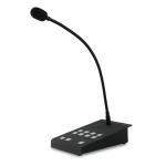 APM108 Digital paging microphone 8 zones