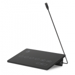 MPX48 SurfaceTouch™ paging microphone 4 zones