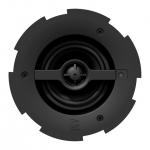 "CALI424 Safelatch™ 2-way 4"" ceiling speaker with Twist-Fix™ grill"
